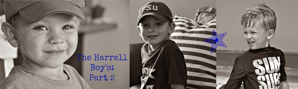 The Harrell Boy's
