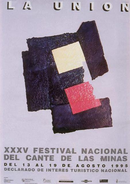 Cartel del Cante de las Minas de 1995