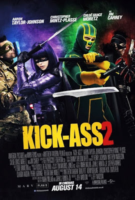descargar Kick Ass 2 – DVDRIP LATINO