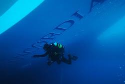 Costa Concordia naufragado