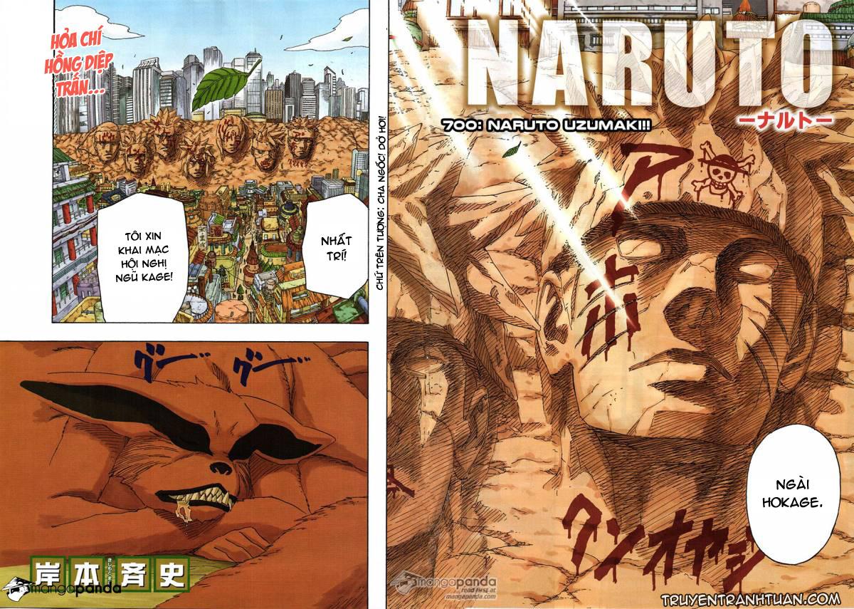 Naruto Chap 700 - Trang 21