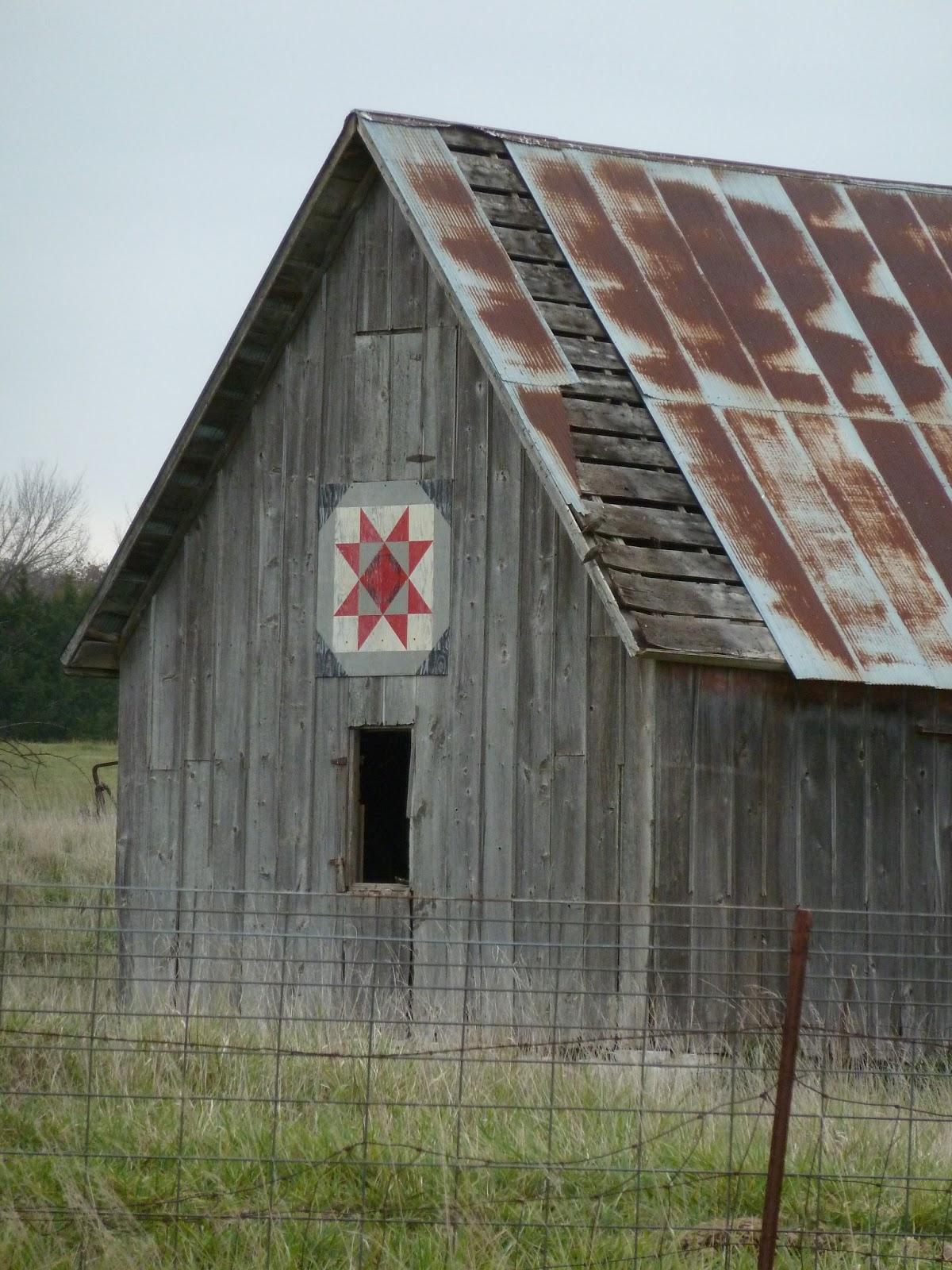 Barn Quilts Iowa