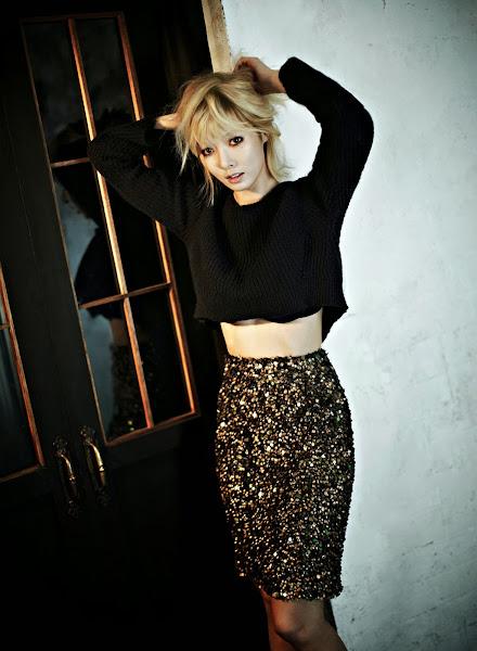 Hyuna instyle 2014
