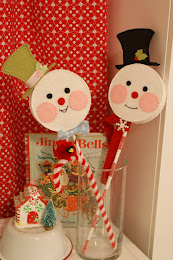 Snowmen Shakers
