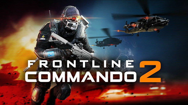 Free Download FrontLine Commando 2 Apk+Data (MOD Unlimited Money)