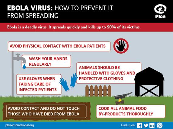 Ebola: possibili 20.000 contagiati