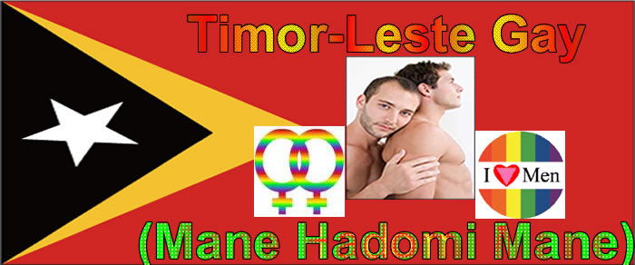 Gay East Timor Leste