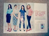 Featured in Red Magazine