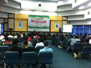 Jadi Panitia Dadakan - Blogilicious Fun Makassar