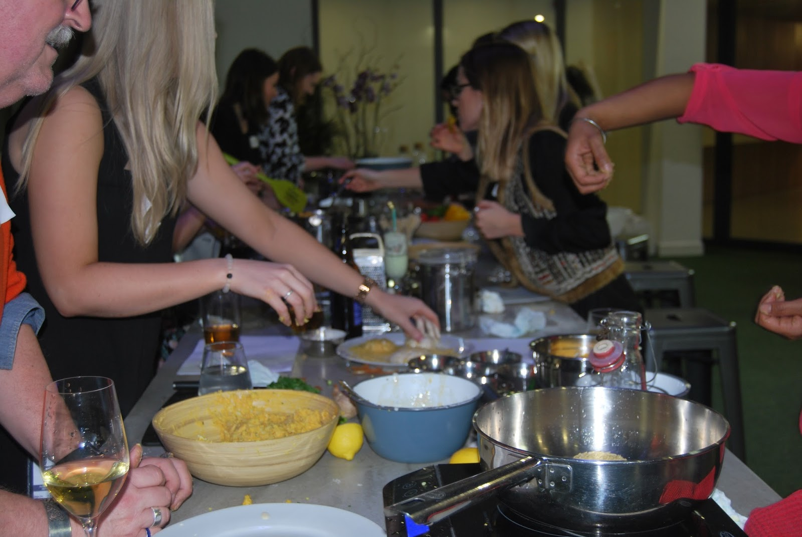 Bloggers #CookWithHari photo by Modern Bric a Brac
