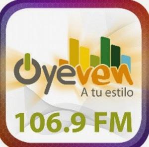 Oyeven 106,9 Fm emisora ecologista de Venezuela
