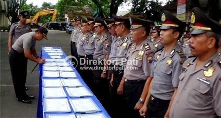 Polisi di Pati Sepakat Tidak Korupsi