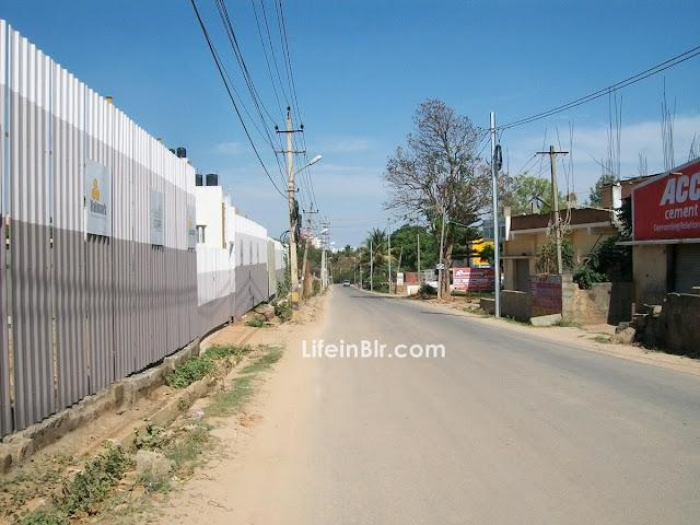 Kothanur road valmark orchards square