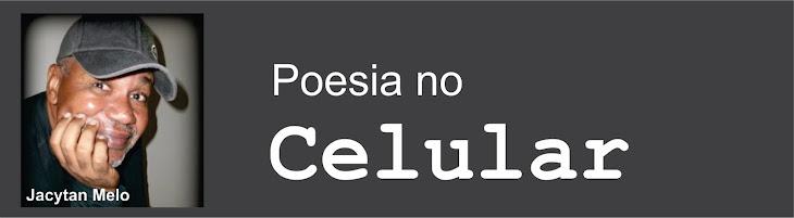 POESIA NO CELULAR