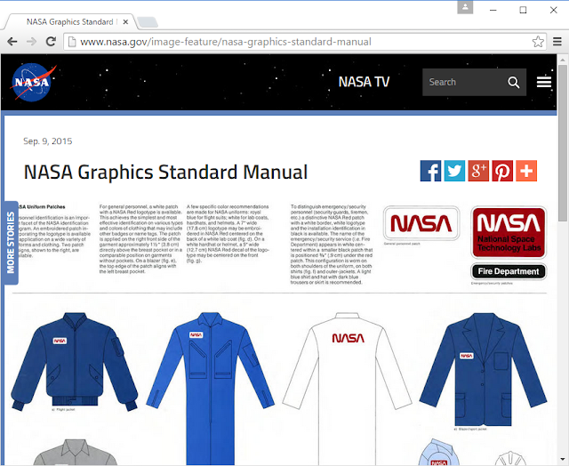 Download For Free: Nasa Graphics Standards Manual (1976)