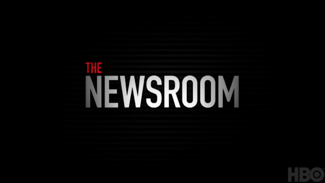 Los Lunes Seriéfilos The Newsroom
