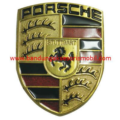 Logo Exclusive Besi Porsche Japan