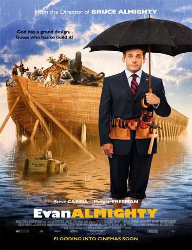 Ver Regreso del todopoderoso (Evan Almighty) (2007) Online