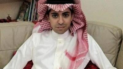 Gila, Blogger Arab Saudi Liberal Dijatuhi Hukum Cambuk 1.000 Kali dan 10 Tahun Penjara