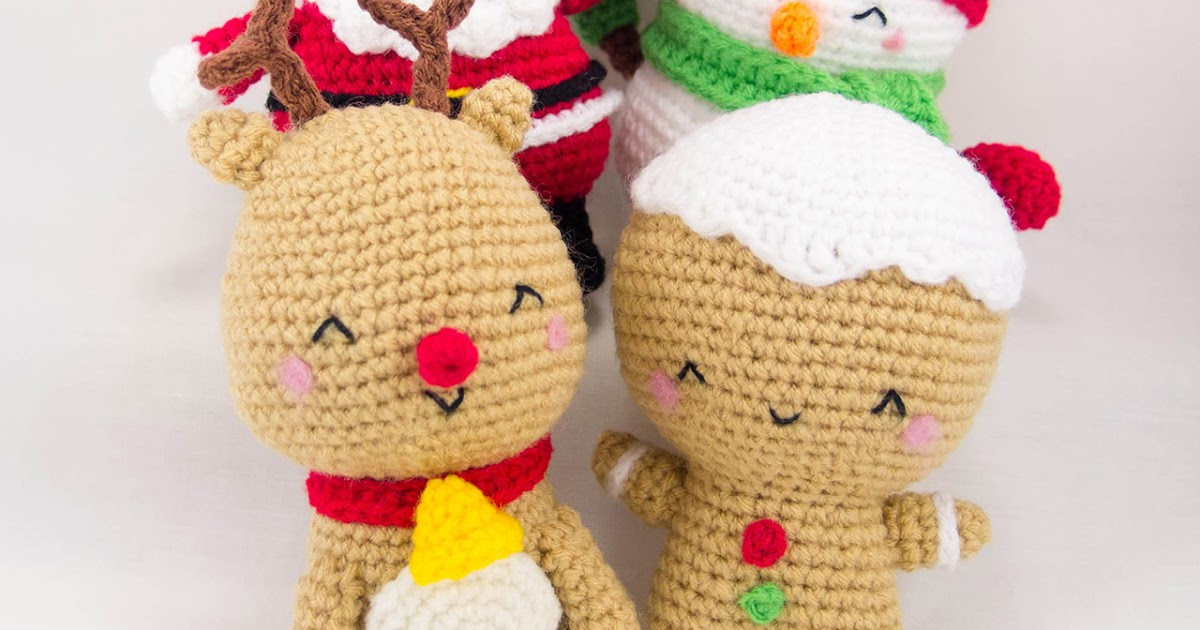 Christmas Set Patterns ~ Snacksies Handicraft Corner