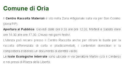 http://www.montecosrl.it/comune.asp?titolo=Oria&id=22