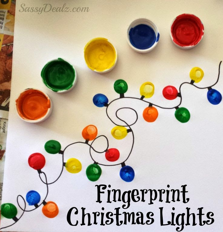 http://www.craftymorning.com/christmas-winter-fingerprint-craft/