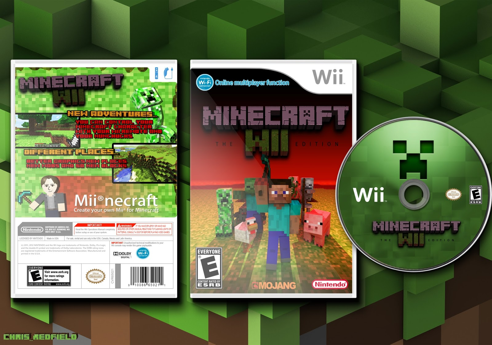 Minecraft: Wii U Edition - Game - Nintendo World Report