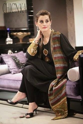 Lucknowi Chikan Formal Dresses