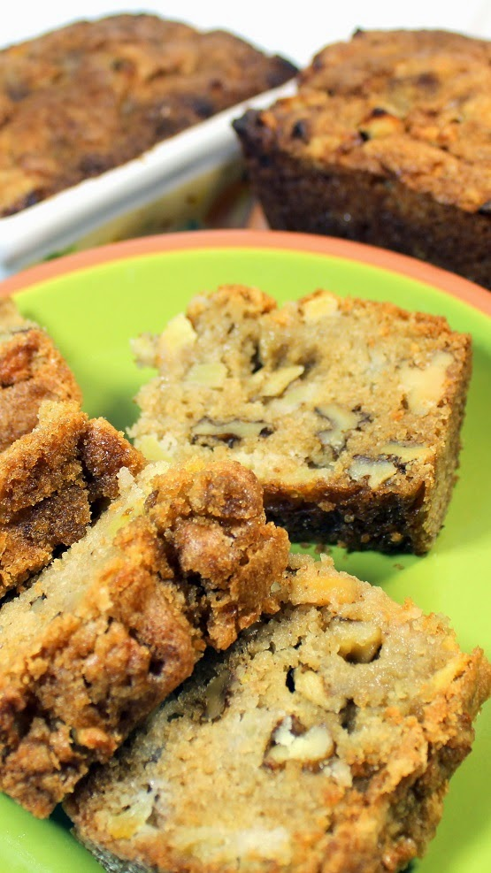 APPLE PIE BREAD - Incredible, Breakfast Snack, Catering or Church ...
