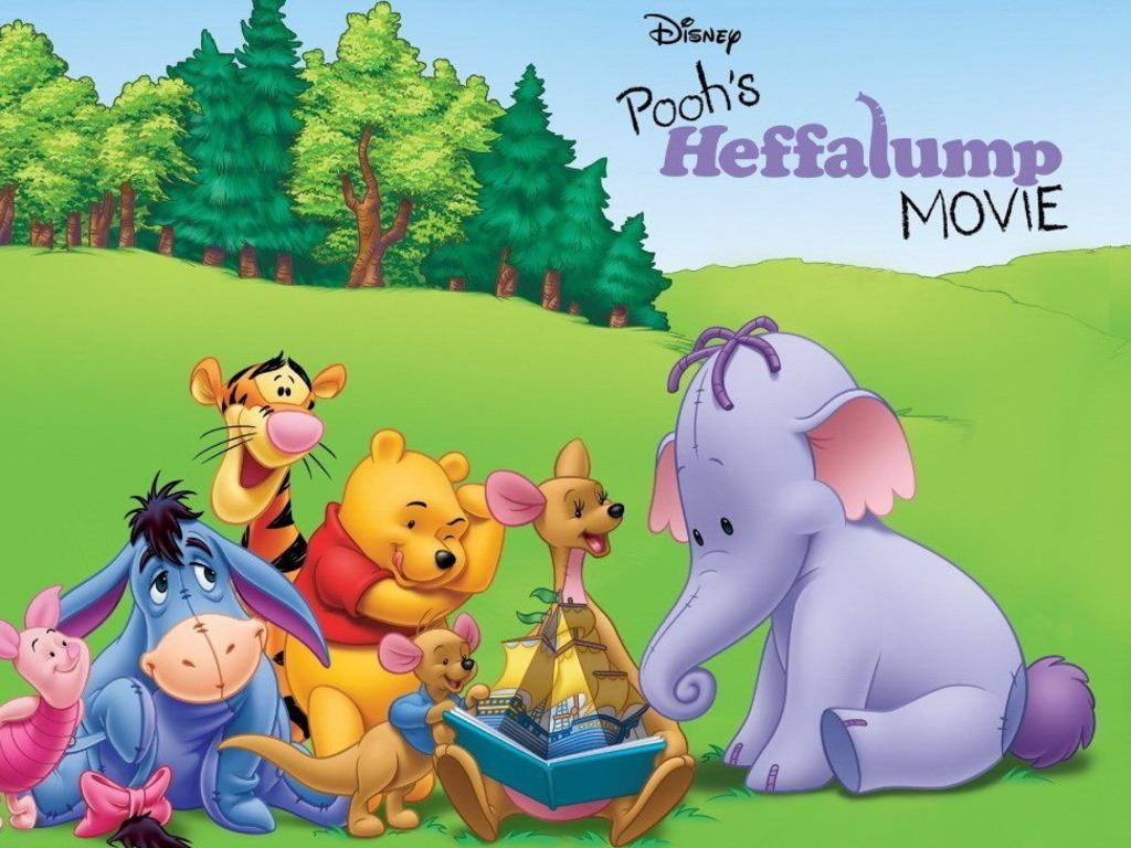 Uncategorized Winnie The Pooh Lumpy poohs heffalump movie wiki