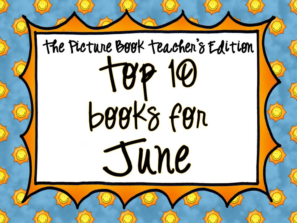 Top 10 Books For June