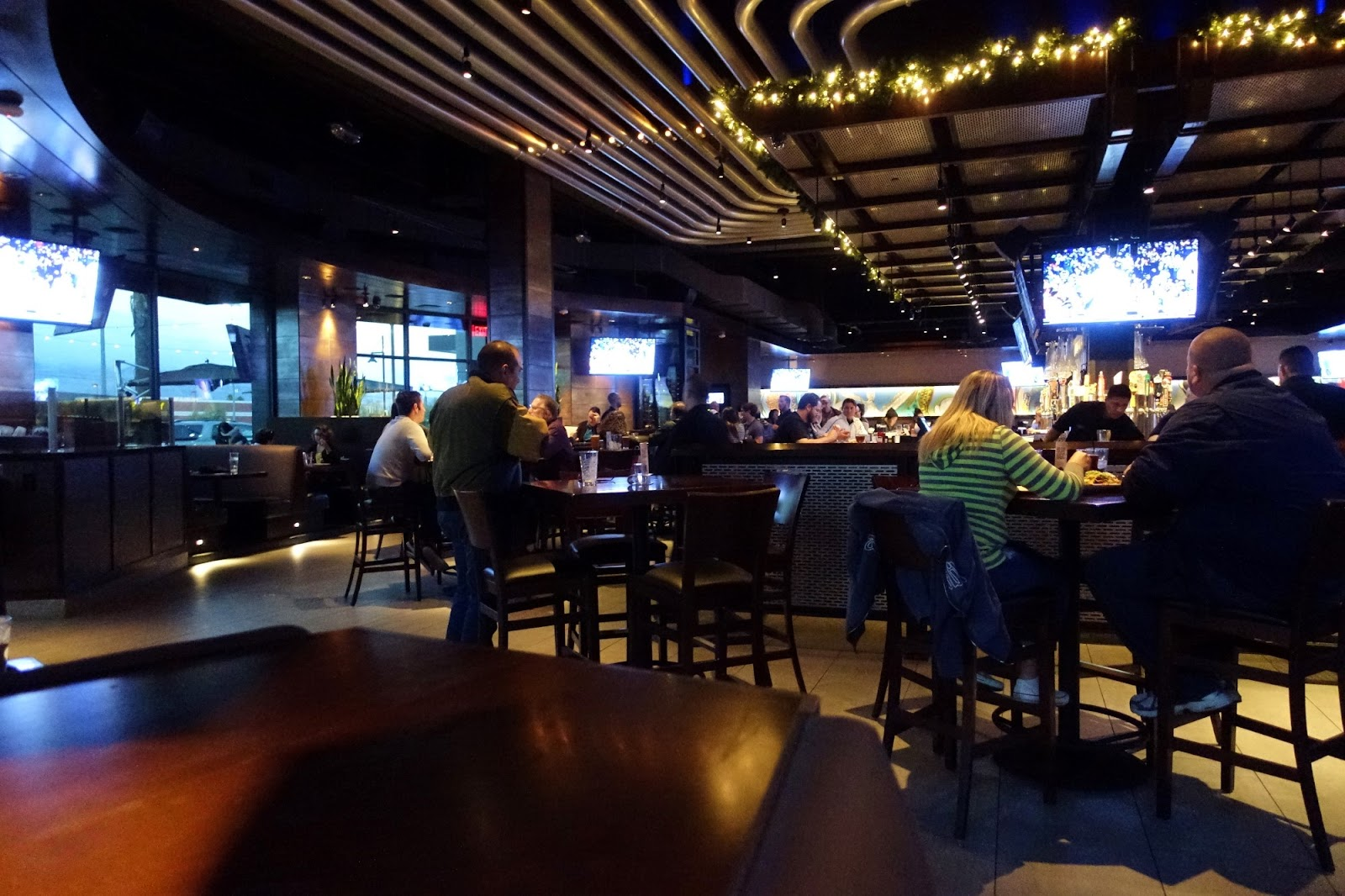 Interior Of The Yard House
