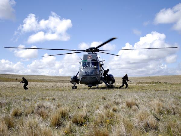 Combat SAR (Aviación Naval en R. Grande)