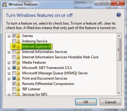 طريقه Internet Explorer نهائي