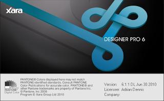 Xara Designer Pro 6