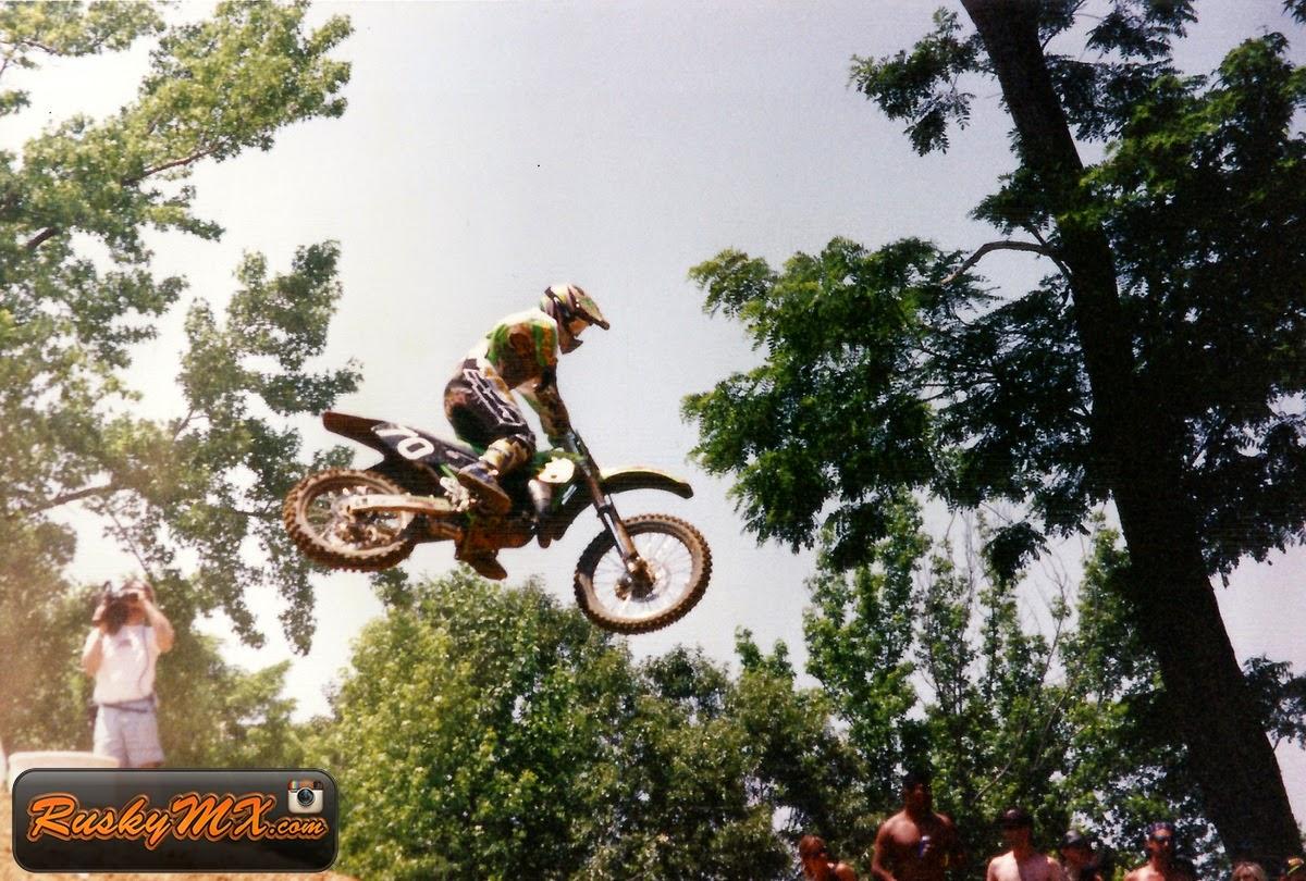 Ricky Carmichael Budds Creek 1997