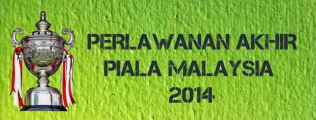 Beli Tiket Online Final Piala Malaysia 2014 OPPO