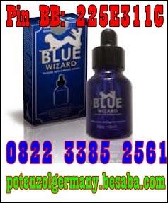 Obat Perangsang Wanita Blue Wizard