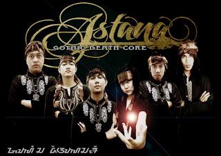 Astana Band Gothic Deathcore Majalengka Jawa Barat Foto Logo Artwork Cover Wallpaper