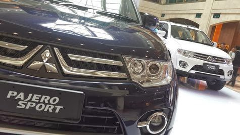 New Mitsubishi Pajero Sport V6 pave Official