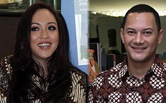 Dorongan Adjie Massaid sebagai King Maker angelina Sondakh to be a Minister
