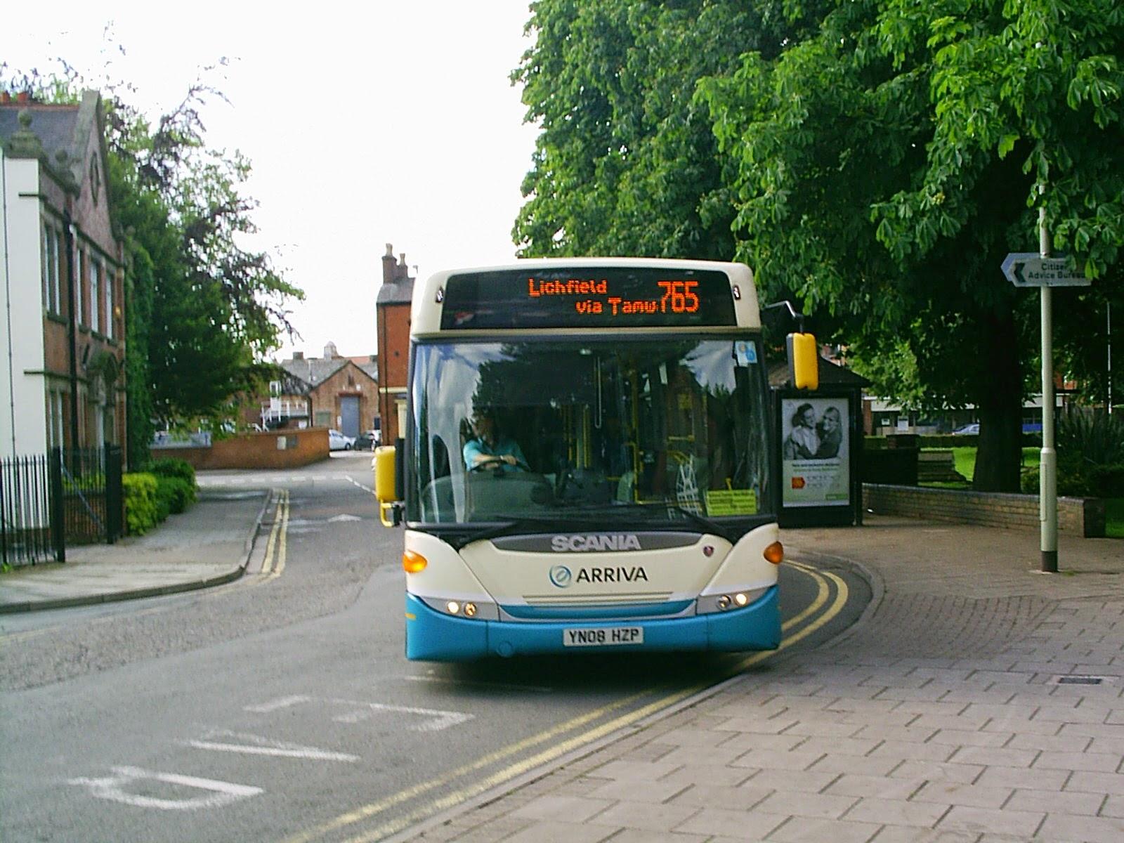Mattybuzz Trip to Tamworth Lichfield 07062014