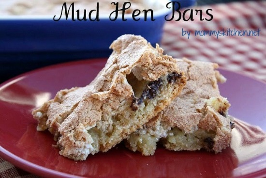 ... - Recipes From my Texas Kitchen: Mud Hen Bars {My New Addiction