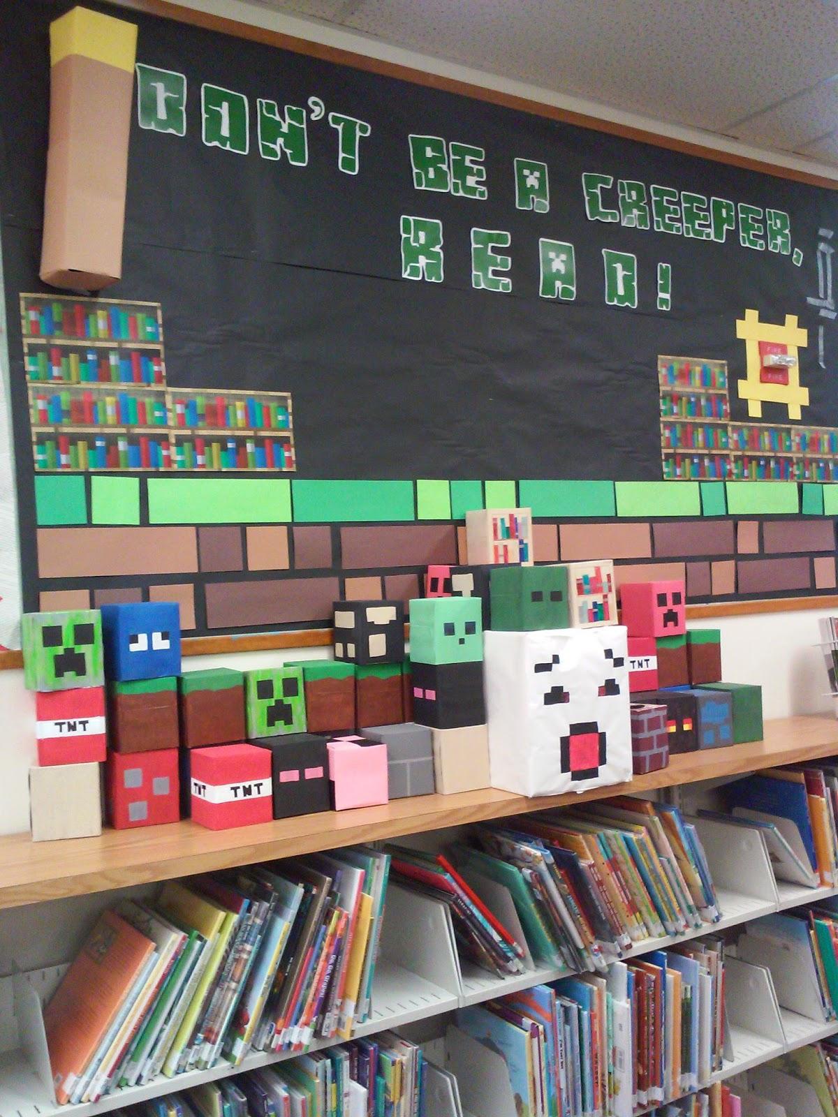 Classroom Display Board Design ~ Margo the librarian