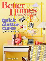 better homes and garden