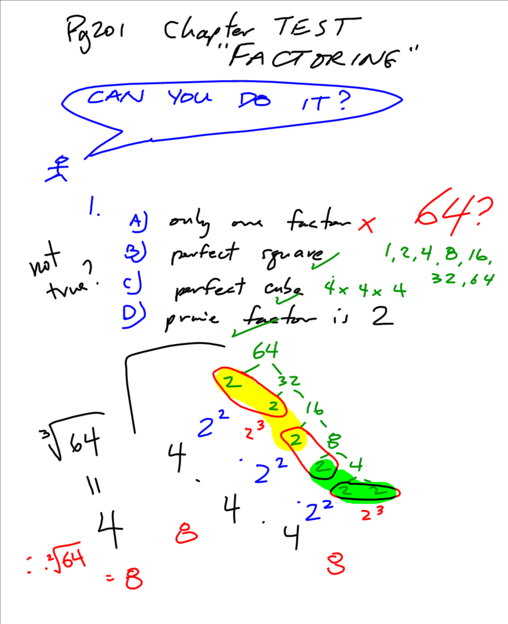 factoring review Factoring: gcf/trinomial/difference of perfect squares/factor complete [ smart notebook lesson] fun way to review or complete practice problems for factoring found a similar lesson on smart exc subject: mathematics grade: grade 8, grade 9, grade 10, grade 11, grade 12 submitted by: cdubs search terms:.