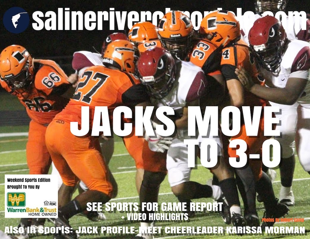 Saline River Chronicle News