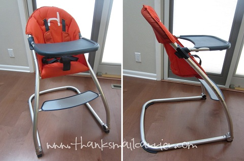 Babyhome Eat high chair review