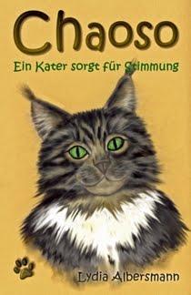 Katzenbuch Chaoso – ein Katzen sorgt für Stimmung