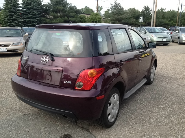 Earthy Cars Blog Earthy Car Of The Week Cherry Red 2005 Scion Xa
